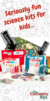 165596 Science subscription | The best hands-on fun for kids