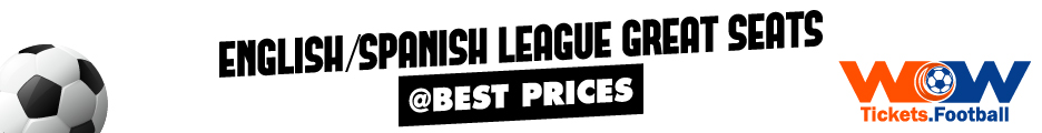 English and Spanish league best prices