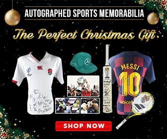 169484 Sports memorabilia | The photo of memorabilia being autographed