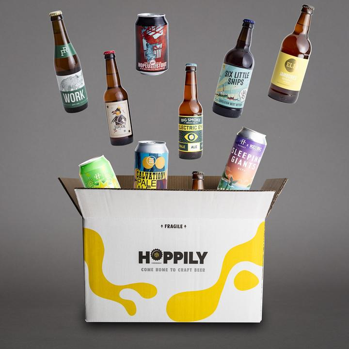 buy beer online at hoppily