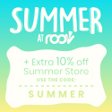 roov.co.uk - Extra 10% off Summer Store