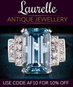 laurelleantiquejewellery.com - 10% Off code.